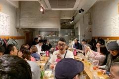 街の先輩と酒場に可愛がられて、僕は上京します【大阪・キタ】