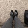 昨日の革靴 スコッチグレイン  シャインオアレイン