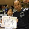 第15回沖縄県少年少女空手道選手権大会 かーすー頑張りました!!