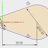 Fusion360を使用して、プーリーベルトの長さを計算する