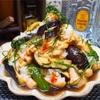 【レシピ】夏野菜と鶏むね肉のおろしめんつゆ和え