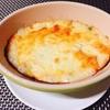 鶏肉とえのき茸のグラタンとたらこマヨトースト(´ー`)