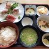 【当店食べログ初クチコミ】山西の「味さい・魚光」でさしみもり合せ定食
