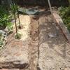 畑を作った。家庭菜園を始める。