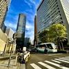 ★夕方の大阪駅前