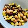 お豆を食べたくて。Deconstructed hummus