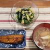2019/01/04の夕食