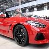 ● 【パリモーターショー2018】 トヨタ・スープラの兄弟車? 新型 BMW Z4がパリの会場で欧州初披露