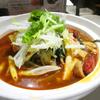 牛肉はゴロゴロ、お野菜たっぷり。四川小吃雲辣坊の牛肉麺@東京都港区赤坂