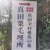 真田幸村(信繁)を討ち取った松平忠直の最後と真田幸村愛馬の墓。大分県で真田丸ゆかりの地を探訪。