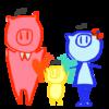 色で説明する親の役割 子育て術!色の意味からパパとママの役目を再確認!