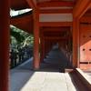春日大社/藤原不比等 大和朝廷の骨格を築いた藤原鎌足の次男。藤原家の祖先神として神社を建立しました。