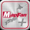 MapFan+ | 地図・ナビゲーションアプリの本命かも!コンパスが効かない人は設定をチェック!