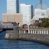 潮風薫る横浜港「象の鼻防波堤と象の鼻桟橋」