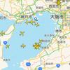 「あの飛行機はどこへ行くの?」に答えられるアプリ:Flightradar24(フライトレーダー24)