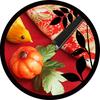 【100均 かぼちゃ】ハロウィンかんざし 作り方と着物コーデ