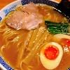 【ベビーカーOK】もちもち自家製麺「Morris」の中華そばを食べる