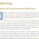 """【機械翻訳】Time Shift Blog """"Translation of Consciousness Memories"""" 意識の記憶の翻訳"""