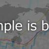 勝っているトレーダーはやっぱりシンプルに考えている。