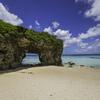 宮古島 砂山ビーチ ターコイズブルーの海と白い砂浜へ