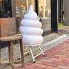「UMIERE(ウミエール)浅草」ソフトクリーム専門店でひとりおやつ