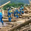 九州豪雨、死者18人に 72時間経過、9日も雨の恐れ