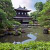 定番の位置から銀閣寺