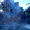 コスタリカの温泉。