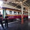 タイ・チェンマイからバンコクへ 楽しい寝台列車の旅