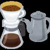 コーヒーにハマってます