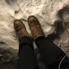 雪とダナーライト