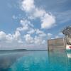 水上ヴィラ プール&オンドーリ付きの絶景デッキテラス IN ミライドゥ