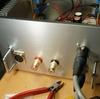 DCパワーアンプ電源改良(製作編14)