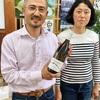 矢野さんのワインを購入。