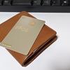 新しい券面のエポスゴールドカードをゲットしました!