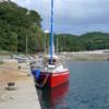 ついに隠岐、知夫里島にやってきました