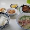 絶品アラカブの味噌汁定食!!よしや食堂【唐津市】