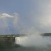 バッファロー空港からナイアガラの滝へ エアポートタクシーでカナダ入国