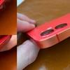 iPhone11/12などの一部に本体カラーが退色・色褪せなどの報告