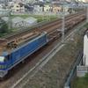 第674列車 「 コキ50000形の廃回と客車返却の回9919レを狙う 」
