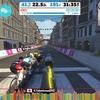 【ロードバイク】Zwiftインターバルトレーニング開始41日目_20200629