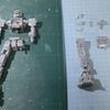 【ガンプラ】 1/100 リアルタイプ MS-06 ザクを作る その174 2020年6月25日 【旧キット】(内部フレーム フルスクラッチ)