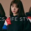 LCS LIFE STYLE - ELAIZA IKEDA 2020 FW ウインドジャケット, スウエットパーカー, アノラックジャケット | le coq sportif(ルコックスポルティフ)