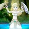 【イソップ寓話】『金の斧』《泉の女神》ドレア