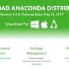 Anaconda, Theano、Tensorflow、Kerasのインストール
