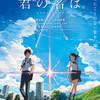 【名作】おすすめアニメ『君の名は。』の映画情報・レビューをチェック!!