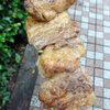 今日の食べ物 牛串