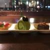 【京都旅行】伊右衛門サロンで夜お茶