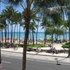 子連れハワイ旅行 ホテル ハイアットリージェンシー お部屋へ(オーシャンフロント)② (0歳10ヶ月と2歳)
