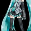 初音ミクの公式立ち絵を描く #HatsuneMikuDraw が話題に